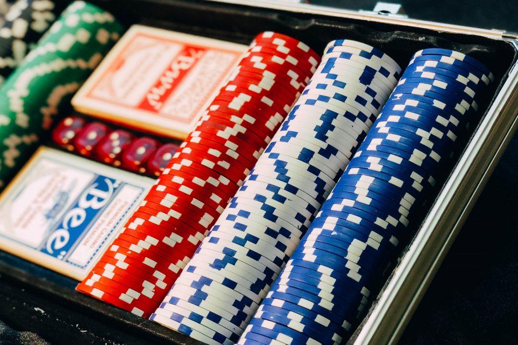 古代のカジノ